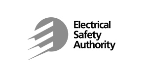 Logo -  Electrical Safety Authority